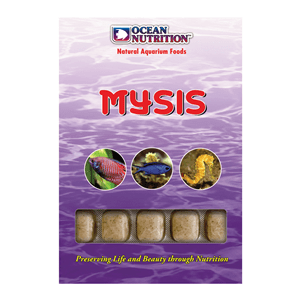 ocean nutrition frozen mysis blister pack 100g