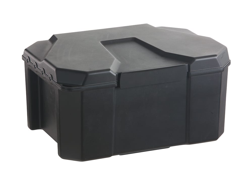 bermuda garden power box for outdoor electrical storage for ponds