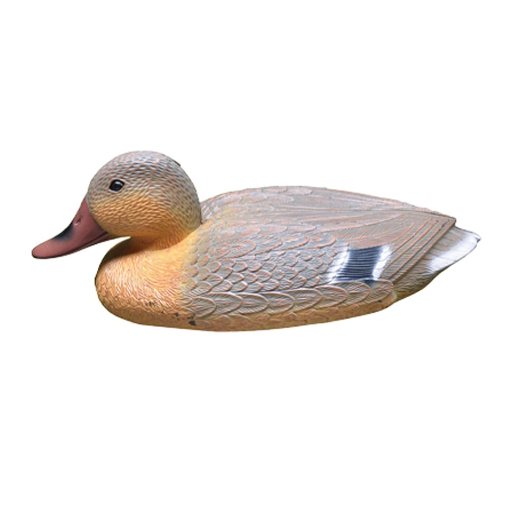 bermuda pond decoration animal female duck mallard