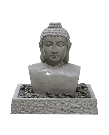 lotus buddha fountain kelkay self contained water feature